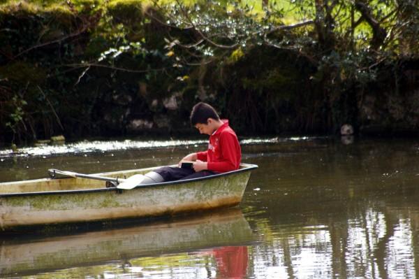 Morlogws-Farm-Holidays-Pond-Reading